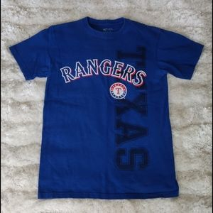 EUC Texas Rangers t-shirt